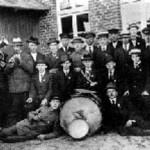 Feier um 1937