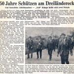 1969 fand anläßlich der 50-Jahr-Feier des  Schützenverein Klein Scharrel ein Jubiläumsschützenfest statt.