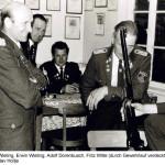 1970 Wettkampf gegen die Bundeswehr