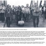 Im Jahr 1982 musste Günter Kaiser aufgrund  einer verlorenen Wette  ein Fass Bier über den  Küstenkanal rollen.