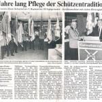 Am 31. Juli 1994 wurde mit  einer großen Feierstunde  das 75-jährige Vereinsjubiläum  gefeiert. Hierzu waren auch  viele Ehrengäste geladen.