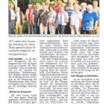 """2011 feierte die Damenriege  des Schützenvereins Klein  Scharrel ihr 40-jähriges  Jubiläum. Die ehemaligen  """"Flintenweibern"""" wurden zu  Säulen des Vereins."""